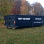 En av container vi hyr ut av jonsoonbolagen
